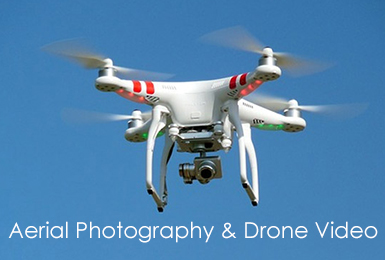 CT Drone Camera by Digital Video Productions