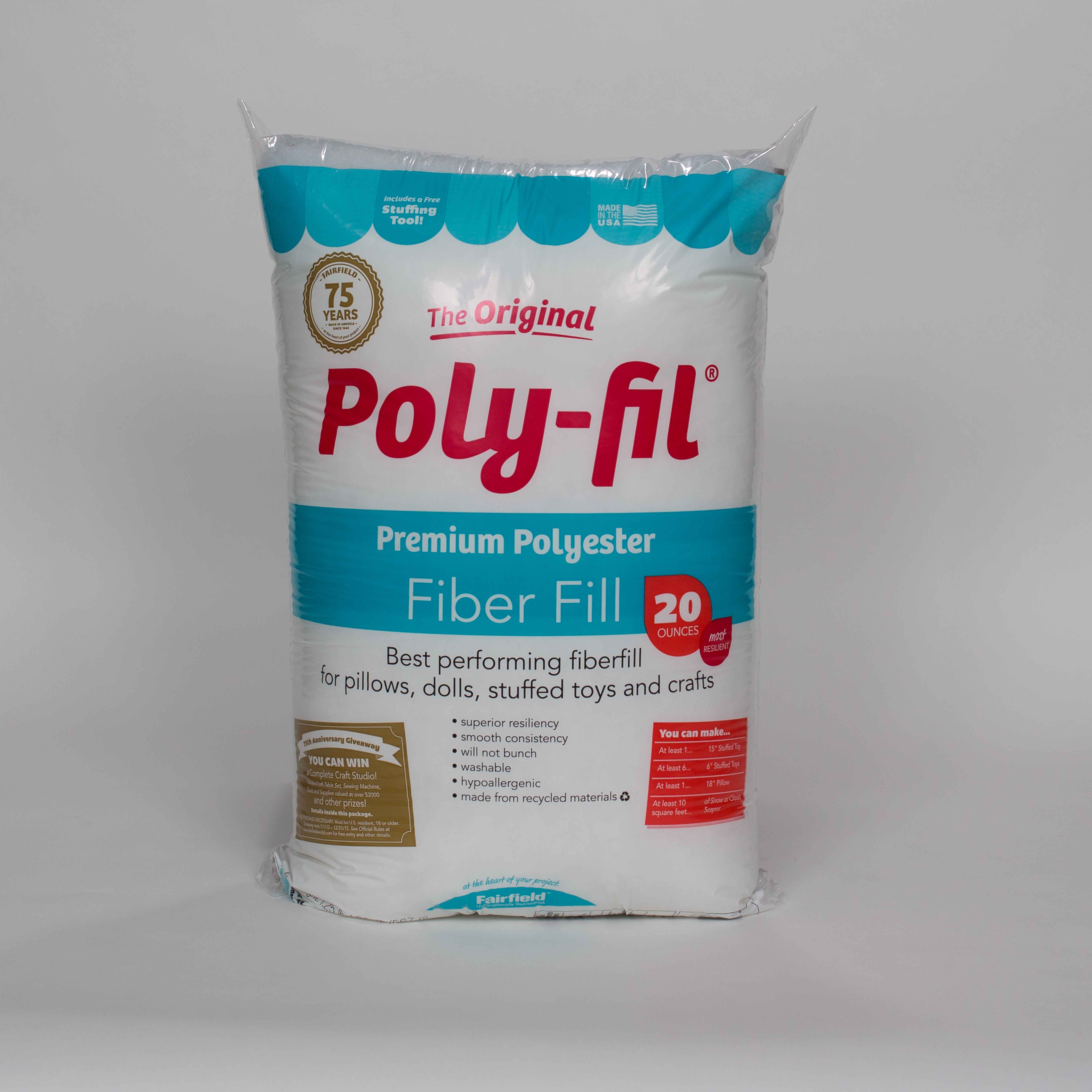 Poly Fill photo by CT Photo Group
